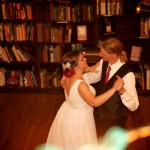 Our Bookstore Wedding
