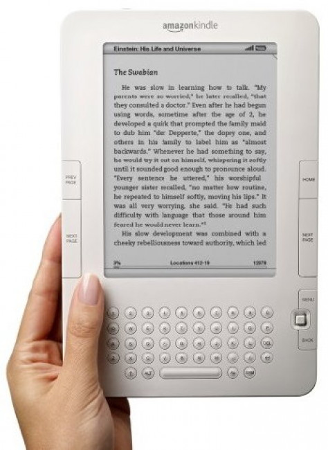 Best practices on format for publishing on the Kindle