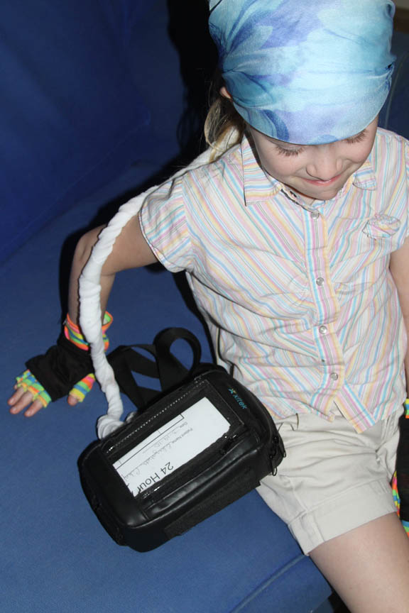 Machine for an ambulatory EEG