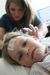 Ambulatory EEG in children